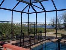 Pool Screen Repair Winter Garden