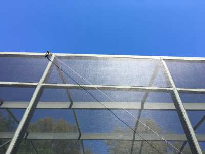 Winter Garden Pool Cage Screen Repair